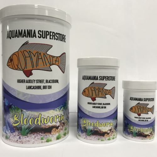 Aquamania Bloodworm